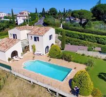 Дом с большим участком в Cagnes-sur-Mer, продажа. №39103. ЭстейтСервис.