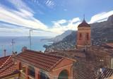 Уютная вилла с панорамой на море и Монако