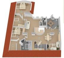 Большая квартира в двух минутах от Hugo Wolf Park, продажа. №34757. ЭстейтСервис.