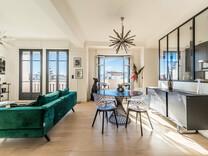 Квартира с хорошим ремонтом в центре Ниццы