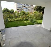 Новая студия с частным садом рядом с морем в Каннах, продажа. №42526. ЭстейтСервис.