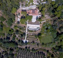 Поместье с замком и шикарным видом в Вильфранш-сюр-Мер, продажа. №40403. ЭстейтСервис.