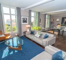 Большая квартира с видом на море в Каннах, продажа. №41099. ЭстейтСервис.