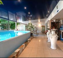 Большая квартира-вилла с крытым бассейном в Ницце , продажа. №40117. ЭстейтСервис.