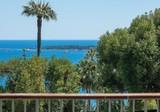 Очаровательные апартаменты с видом на море в Каннах