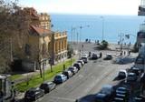 Квартира с видом в ста метрах от моря в Ницце