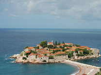 Дом с видом на море в Черногории