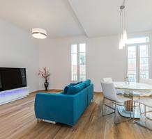 Дизайнерская квартира в пяти минутах от Promenade des Anglais, продажа. №40562. ЭстейтСервис.