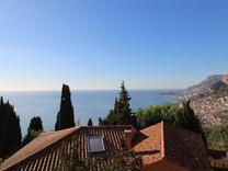Уютный дуплекс с видом на море и Монако