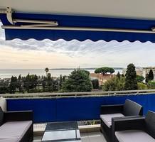 Квартира с ремонтом и красивым видом на море в Каннах, продажа. №40182. ЭстейтСервис.