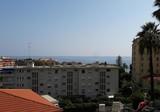 Квартира с видом в 400-х метрах от моря в Ментоне