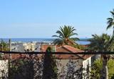 Апартаменты с морским панорамым видом в Каннах