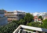 Апартаменты с двумя террасами в центре в Juan-les-Pins