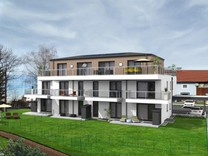 Новые апартаменты с садом в Зальцбурге