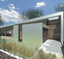Земельный участок c проектом, видом на море и Барселону, продажа. №40920. ЭстейтСервис.