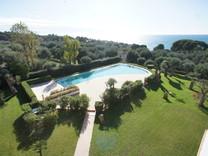 Апартаменты с красивым видом на море и Монако