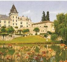 Замок во Франции, продажа. №12995. ЭстейтСервис.