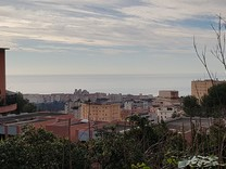 Квартира с частным садом и видом на Монако