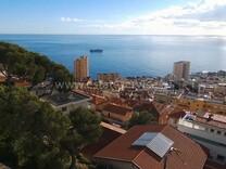 Современная вилла с хорошим видом на Монако