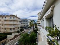 Семейная квартира в 200-х метрах от моря и Croisette