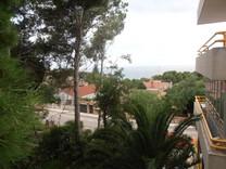 Трехкомнатные апартаменты в районе Пла де Мазет, Кап Салоу с террасой