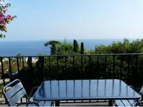 Апартаменты с видом на море в Теуле
