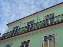 Двухуровневая квартира в Лиссабоне