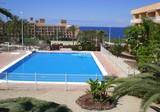 Апартаменты с видом на океан в Playa Paraiso