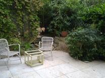 Уютная квартира с шикарным садом на Кап-Ферра