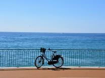 Студия  с видом на море в Ментоне