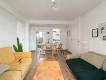 Трёхкомнатная квартира в районе rue Bottero