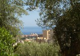Стильные апартаменты с видом на море в Beausoleil