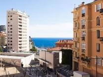 Трёхкомнатная квартира возле границы с Монако