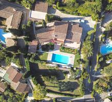 Провансальский дом с видом на море и Cap d'Antibes, продажа. №37210. ЭстейтСервис.