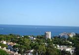 Квартира с панорамным видом в Плайа-де-Аро