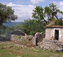 Руины в деревушке Врановичи, продажа. №14978. ЭстейтСервис.