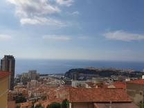 Дуплекс с красивой панорамой на море, Босолей и Монако