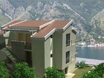 2х комнатная квартира в Доброте с террасой и видом на море