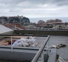 Пентхаус под ремонт с видом на море, Монако и Кап Дай, продажа. №39491. ЭстейтСервис.