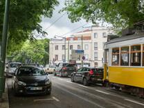 Квартира с хорошим ремонтом в Лиссабоне