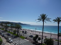 Трёхкомнатная квартира на Promenade des Anglais