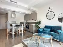 Дизайнерская квартира с видом на море и знаменитый Carlton